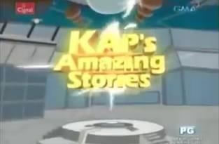 <i>Kaps Amazing Stories</i> Philippine television show