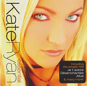 KATE RYAN - Stronger - CD - **Mint Condition** 30206052428