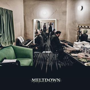 <i>Meltdown: Live in Mexico City</i> 2018 live album by King Crimson