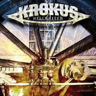 <i>Hellraiser</i> (album) 2006 studio album by Krokus