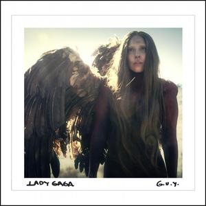Lady Gaga — G.U.Y. (studio acapella)