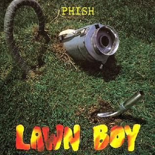 <i>Lawn Boy</i> 1990 studio album by Phish