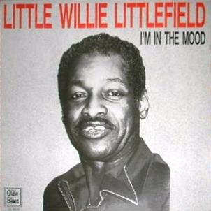 <i>Im in the Mood</i> (album) album by Little Willie Littlefield