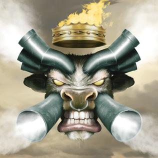 <i>Mastermind</i> (Monster Magnet album) 2010 studio album by Monster Magnet