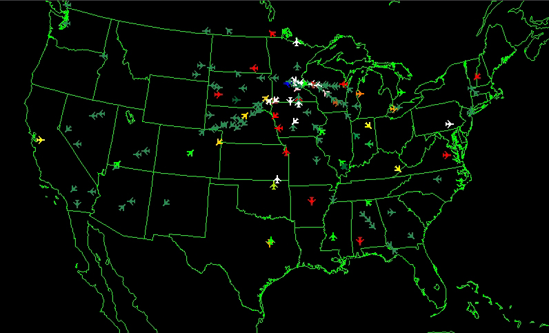 Flight Traffic Mapping Wikipedia