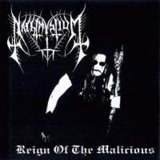 <i>Reign of the Malicious</i> 2002 studio album by Nachtmystium