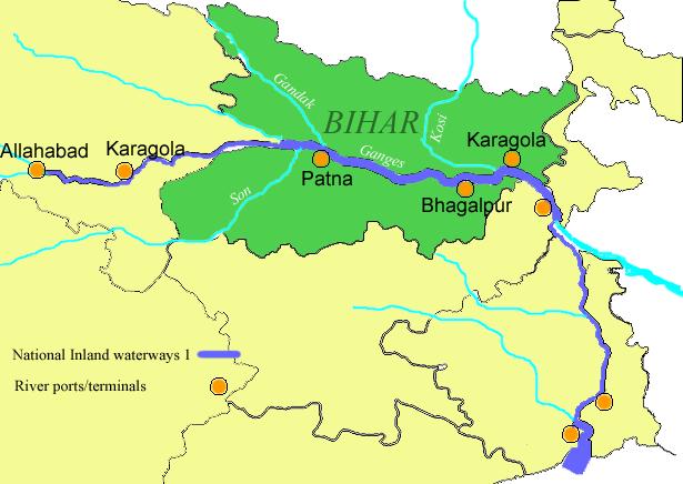 Transport in Bihar - Wikipedia