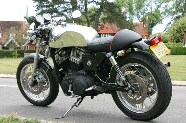 Cafe Racer Motorcycle Parts For Honda Cb