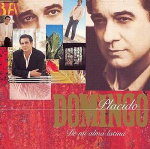 <i>De Mi Alma Latina</i> 1994 studio album by Plácido Domingo