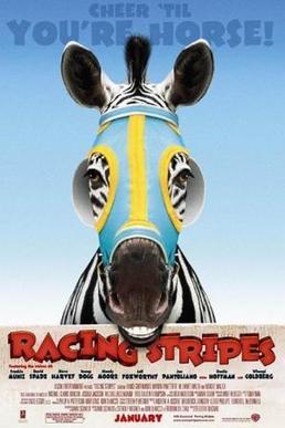 Racing Stripes poster.JPG