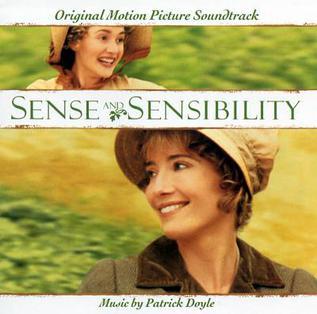 <i>Sense and Sensibility</i> (soundtrack) 1995 film score by Patrick Doyle