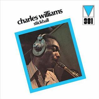 <i>Stickball</i> (album) 1972 studio album by Charles Williams