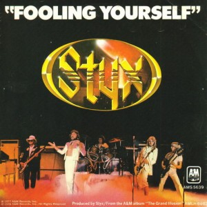 Fooling Yourself (The Angry Young Man) 1978 single by Styx