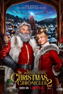 The Christmas Chronicles 2 Wikipedia