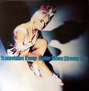 Sister Moon (Transvision Vamp song) 1988 single by Transvision Vamp