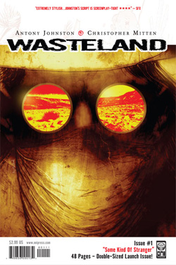Wasteland (comics)