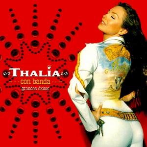 <i>Thalía con banda: Grandes éxitos</i> 2001 greatest hits album by Thalía
