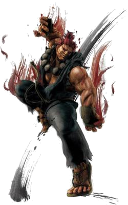 Akuma (Street Fighter) - Wikipedia