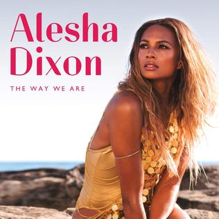Alesha Dixon - The Way We Are (studio acapella)