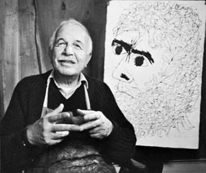 image of Ben Shahn from wikipedia
