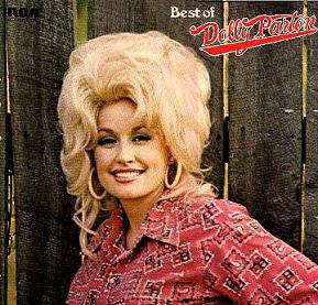 <i>Best of Dolly Parton</i> 1975 greatest hits album by Dolly Parton