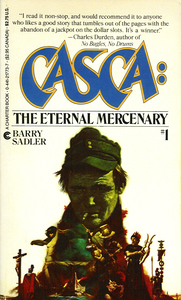 Casca (series) series of novels by Barry Sadler