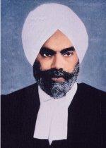 Choor Singh Singaporean judge and philanthropist