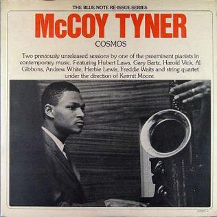 McCoy Tyner Cosmos_%28McCoy_Tyner_album%29