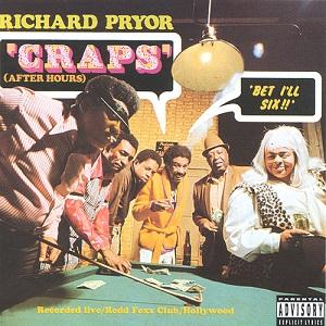 <i>Craps (After Hours)</i> 1971 studio album by Richard Pryor