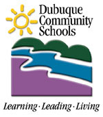Dubuque Community School District Logo