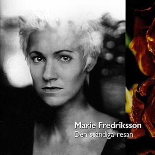 <i>Den ständiga resan</i> 1992 studio album by Marie Fredriksson