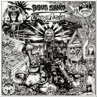 <i>Groovers Paradise</i> Album by Doug Sahm