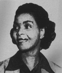 Irene Morgan American activist