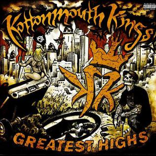 King Album Cover Album by Kottonmouth Kings