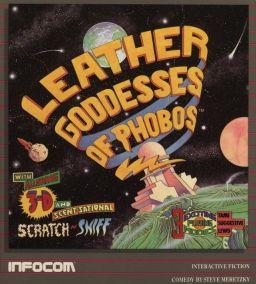 <i>Leather Goddesses of Phobos</i>