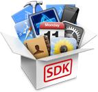 iOS SDK Software development kit for iOS