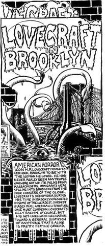 Lovecraft in Brooklyn - Wikipedia