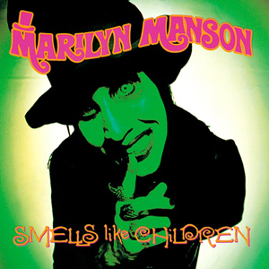 <i>Smells Like Children</i> EP by rock band Marilyn Manson