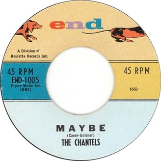 Maybe (The Chantels song)