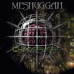 <i>Chaosphere</i> album by Meshuggah