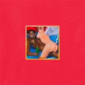<i>My Beautiful Dark Twisted Fantasy</i> 2010 studio album by Kanye West