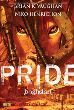 Picture of a book: Pride Of Baghdad