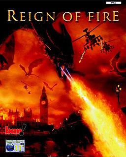 Reign Of Fire Pal Region Cover Art