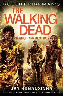 Third book in the walk series