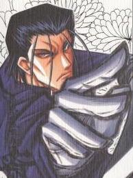 Saitō Hajime (<i>Rurouni Kenshin</i>) Fictional character from Rurouni Kenshin