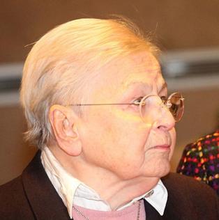 Sister Leontine Belgian physician (1923-2012)