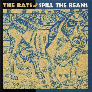 <i>Spill the Beans</i> 1994 EP by The Bats