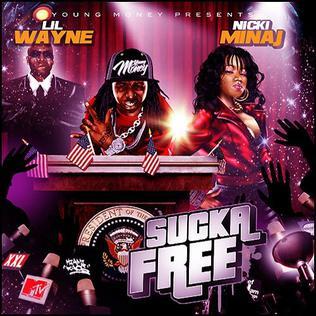 <i>Sucka Free</i> 2008 mixtape by Nicki Minaj
