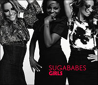 Sugababes — Girls (studio acapella)