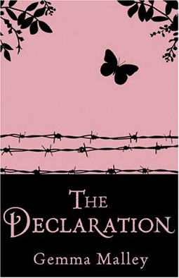 <i>The Declaration</i> (novel) book by Gemma Malley